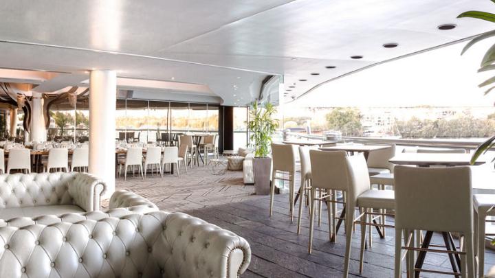 blackbird restaurant terrace